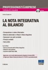 La nota integrativa al bilancio. Con CD-ROM (2a edizione)