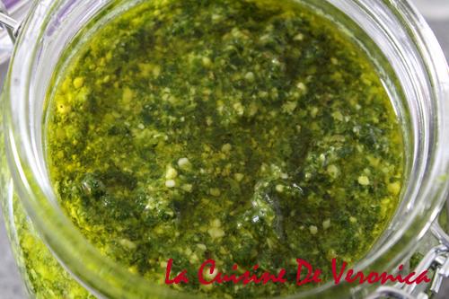 Wild Garlic Pesto 野蒜青醬