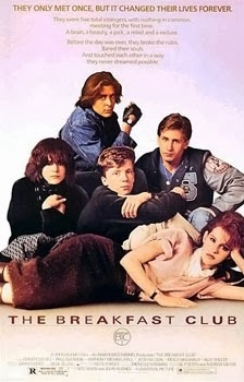 The Breakfast Club Judd Nelson Emilio Estevez 1985