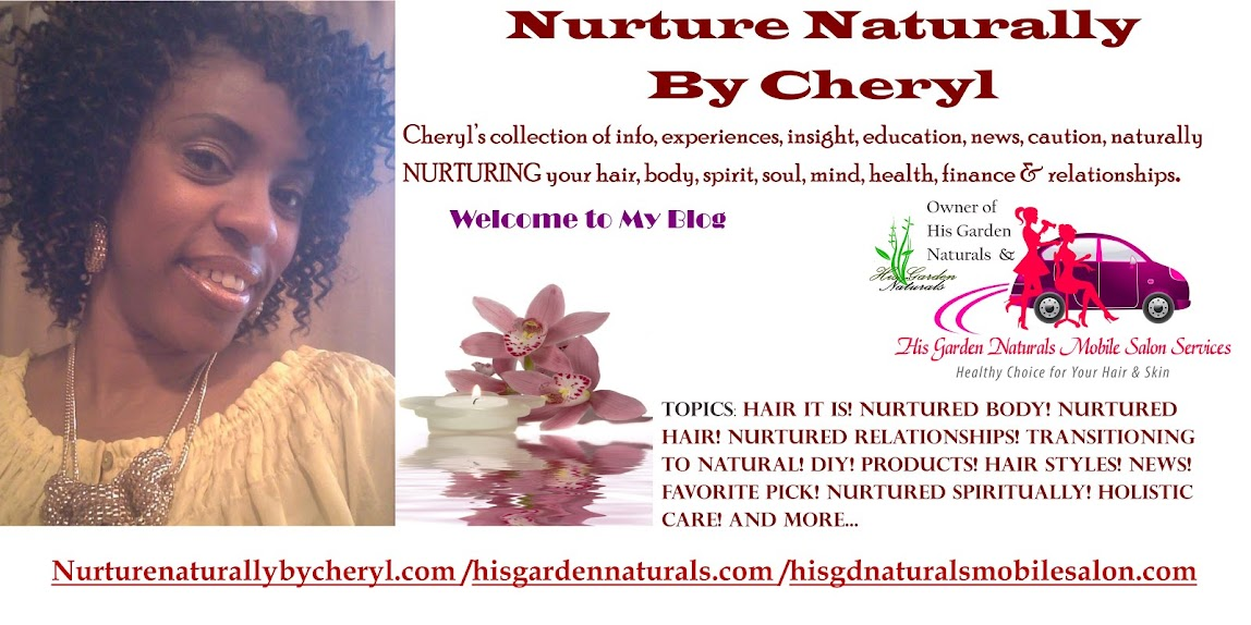 Nurture Naturally By Cheryl