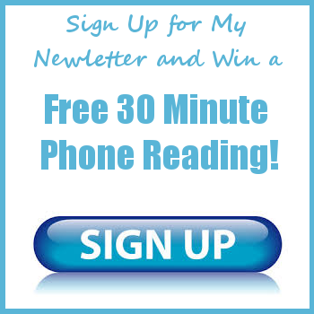 Sign Up for my Newsletter & Win a Free Tarot Reading!