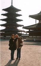 Pagode de cinco andares, Nara.