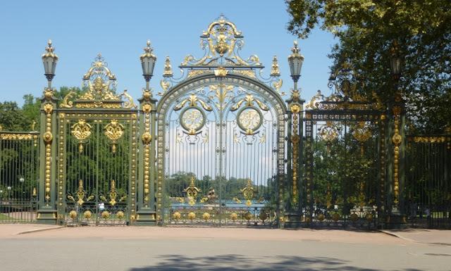 Parque de la Tête d'Or em Lyon