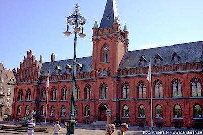 Rådhuset, Landskrona