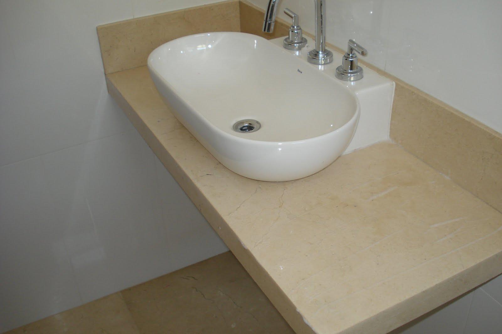 Casa da Sheila: Tons de granito e mármore #5B4F36 1600x1067 Bancada Banheiro Crema Marfil
