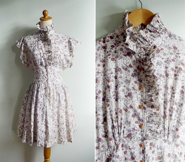 gunne sax ruffled collar