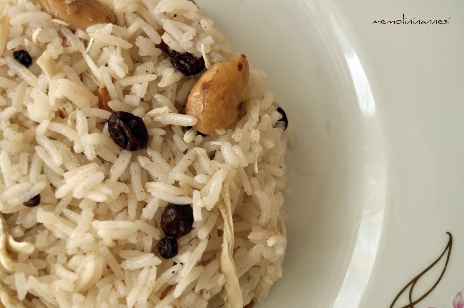 Bademli Pilav Tarifi – videolu tarifler – Yemek Tarifleri