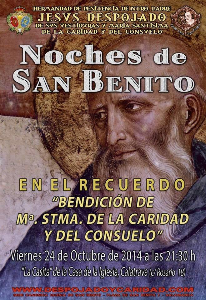 NOCHES DE SAN BENITO