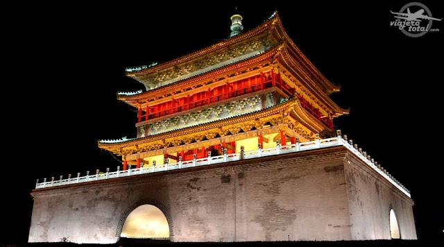 Torre de la Campana de Xi'an (China)