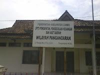 Kantor UPTD Wilayah Pangandaran