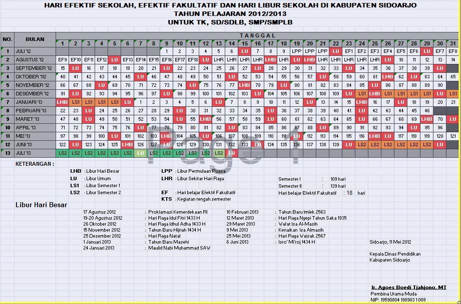download kalender pendidikan smp 2013