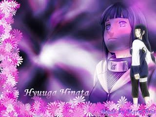 Kumpulan Wallpaper Hinata Hyuga Shippuden HD Keren Terbaru