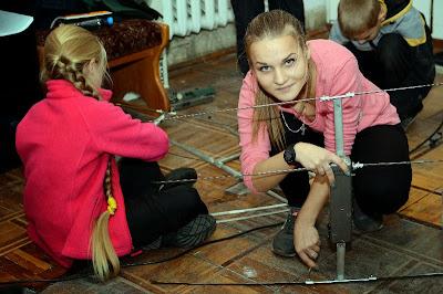 Радиопеленгация (охота на лис, ARDF) и спортивное ориентирование в Виннице и не только. Тренировка по спортивной радиопеленгации