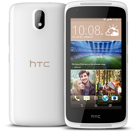 How to flash htc 23