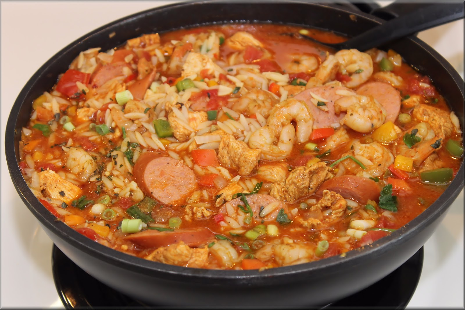 CW's Cafe Today - From Pantry To Table: Jambalaya With a Orzo Twist