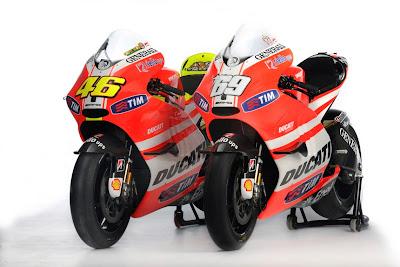 2011 Ducati Desmosedici MotoGP