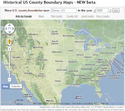 New and more interactive version of the Historical U.S. ...
