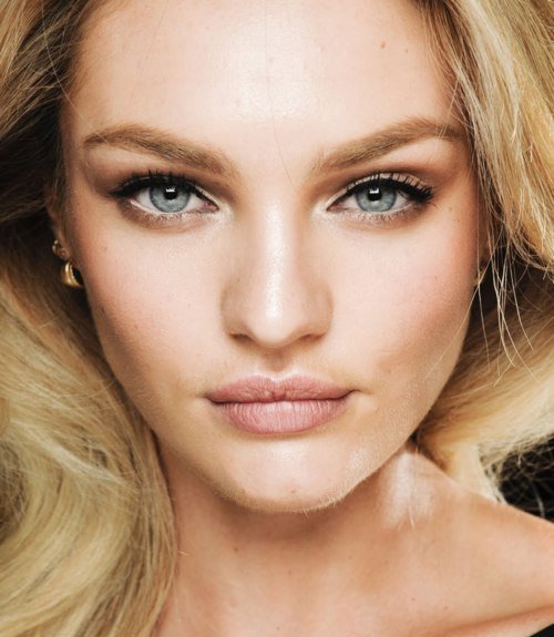 Hot Or Not Candice Swanepoel Face Close Up