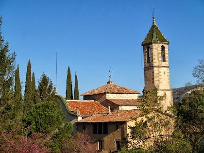 L'església de Sant Genís d'Orís