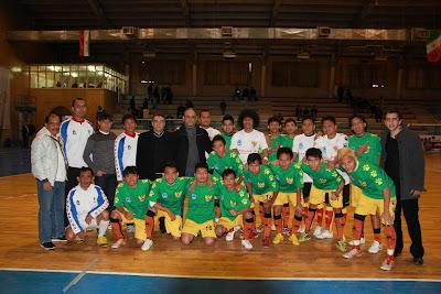 timnas futsal indonesia pra piala asia 2012