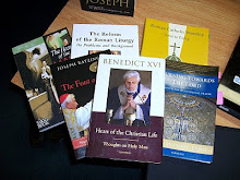 My favorite books on the Liturgy