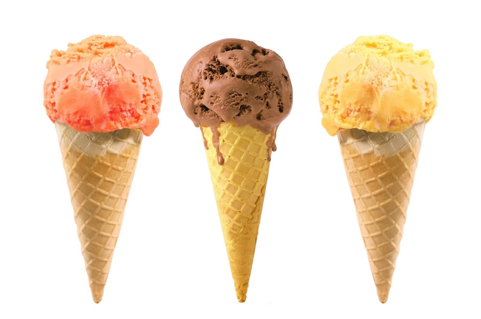 Billedresultat for homemade ice cream white background