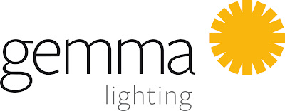 LED lighting manufacturer Gemma Lighting logo