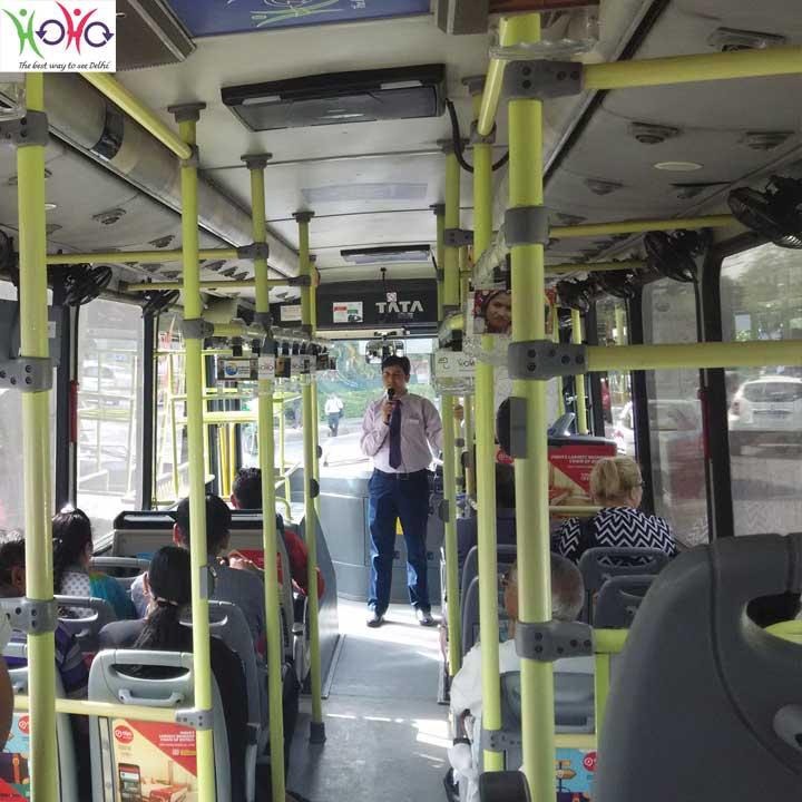 HOHO bus guide