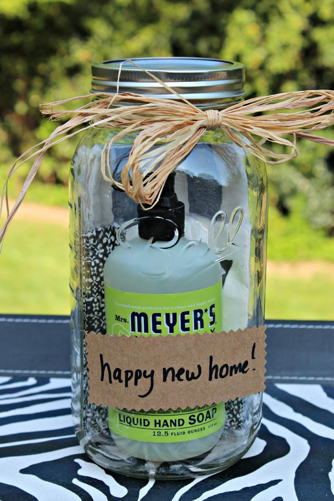 Mason Jar Housewarming Gift Recipe Southern State Of Mind