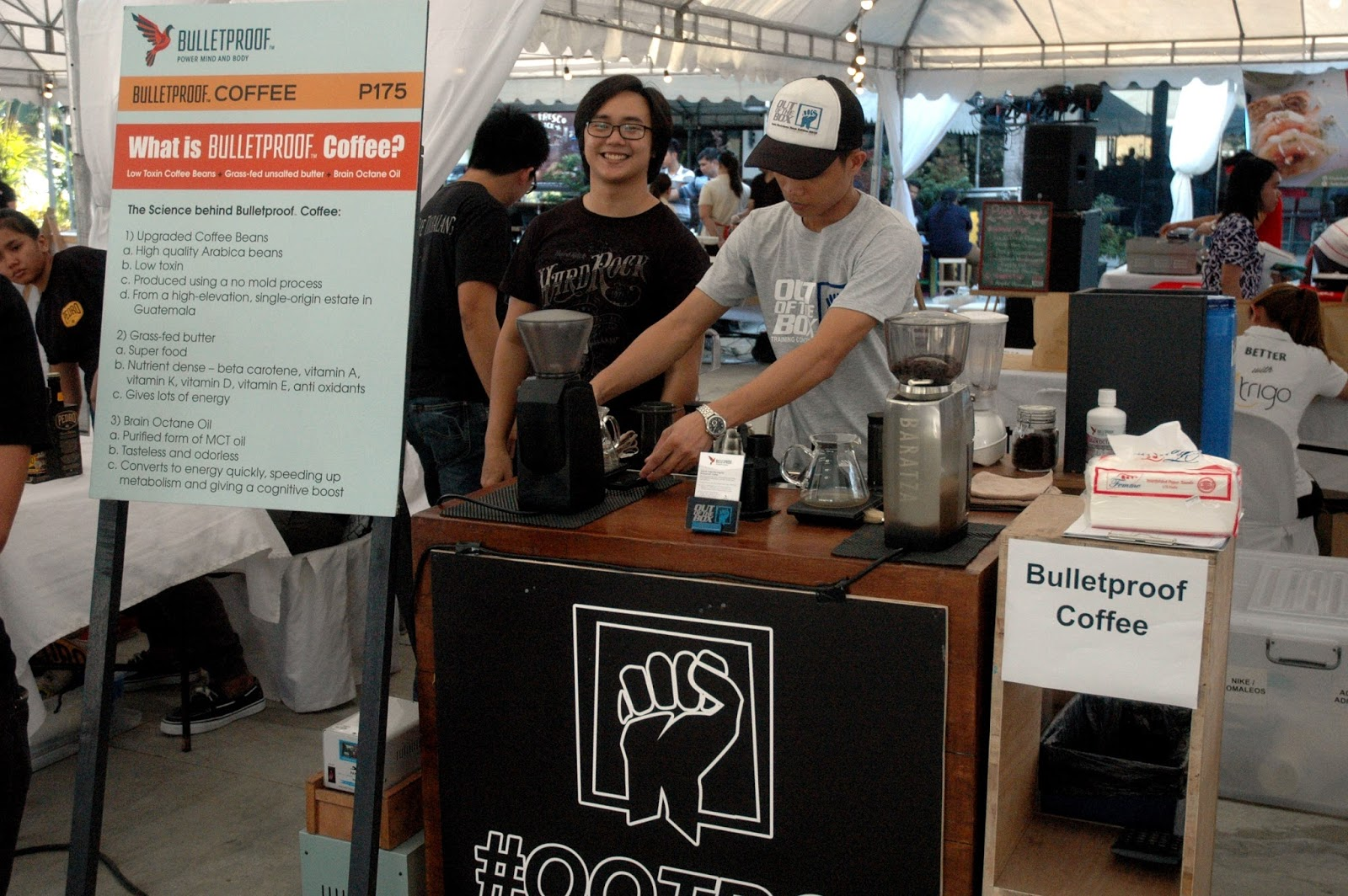 Bullut Proof Coffee North Sydney