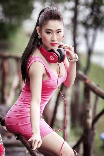 girl DJ Oxy cù thị ngọc