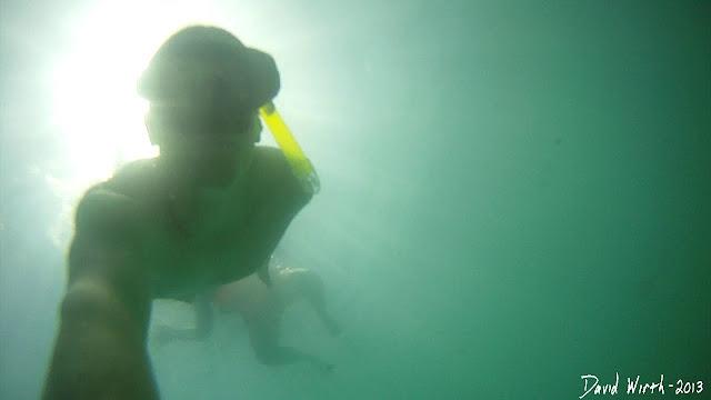 gopro, underwater, snorkeling, ocean