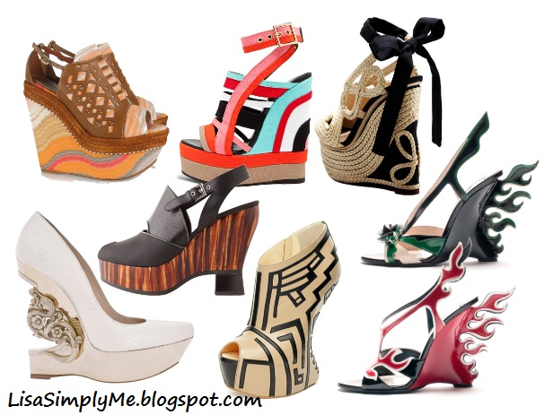 Wedges For Juniors