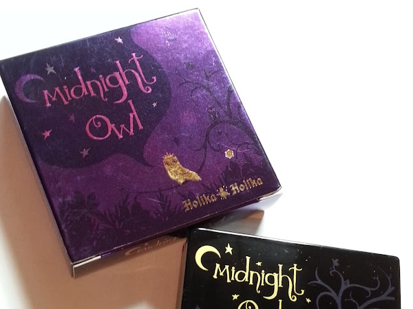 Holika Holika Midnight Owl  хайлайтър