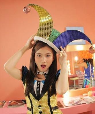 Foto Cantik Melody JKT8 Terbaru