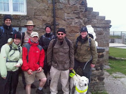 more friends we made along the way outside the Lion Inn @ Blakey Ridge
