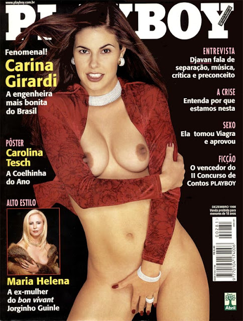 Carina Girardi - Playboy 1998
