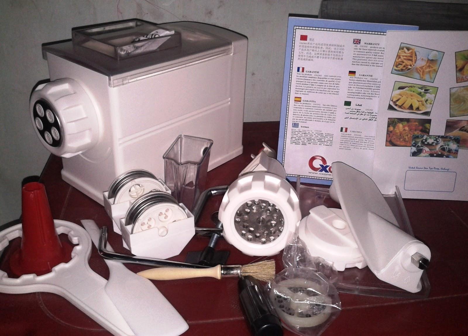mega gemilang trading gt gt gt pasta maker dari oxone bisa