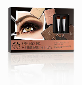 SALE!!!  --- The Body Shop 4 Step Smoky Eyes