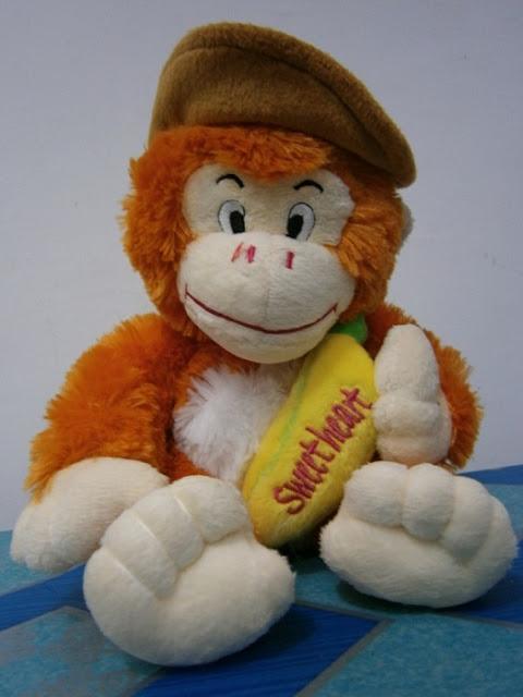 Boneka Monyet Dakron Murah