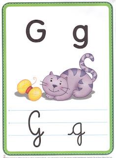 Alfabeto colorido