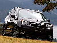 Japanese car photos 2014 Subaru Forester  - 1