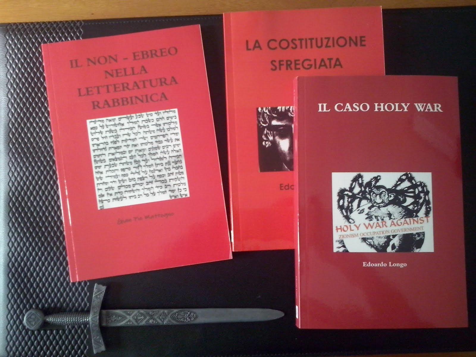 LIBRI SUL CASO HOLY WAR