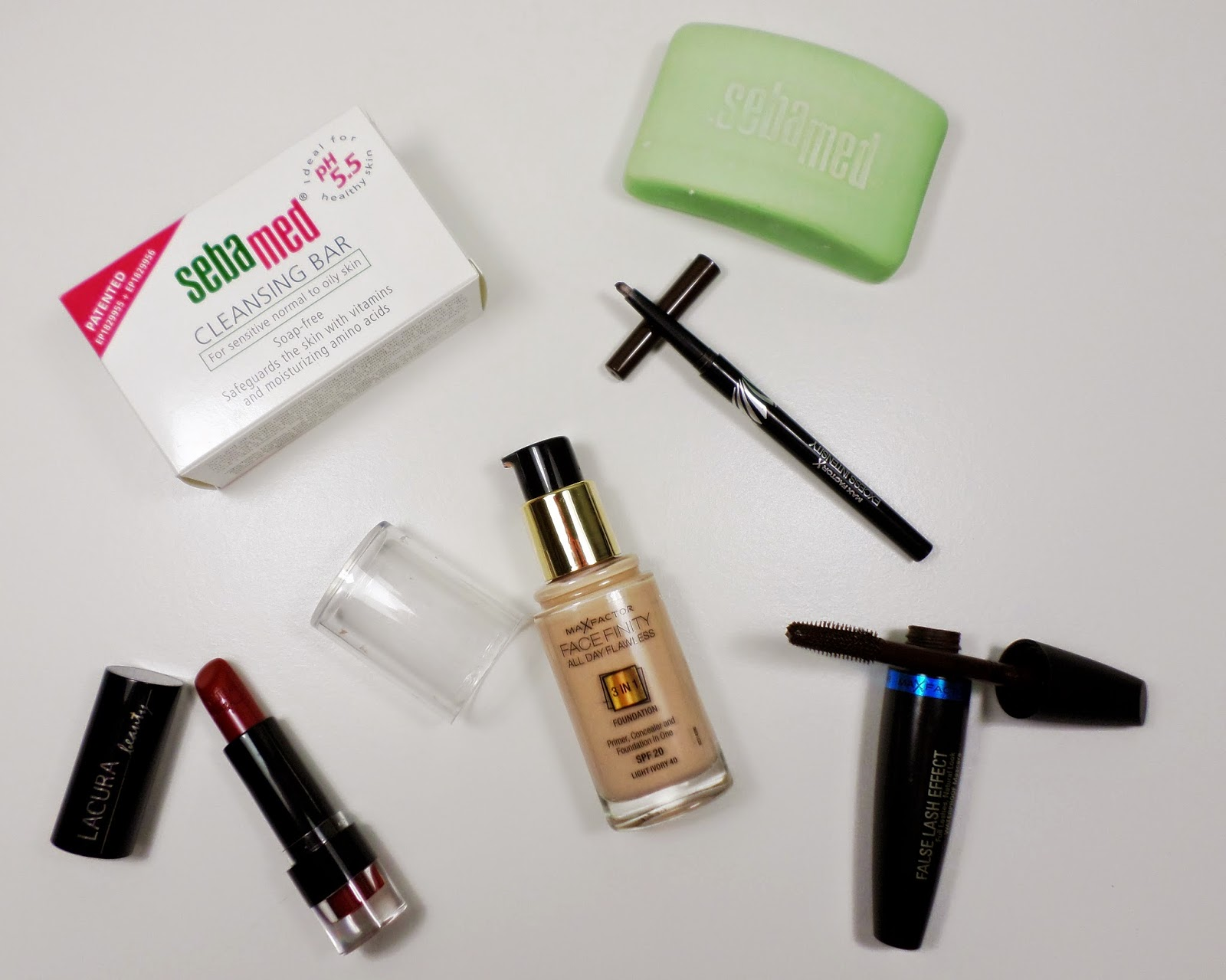 Makeup and Beauty Favourites from March