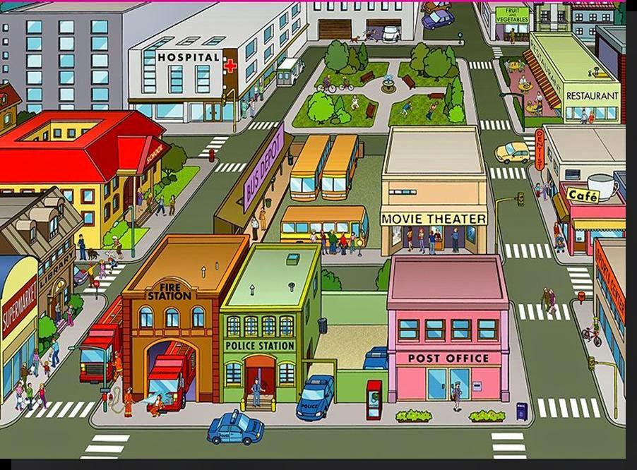 essay neighborhood