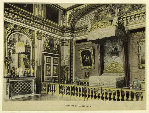 Historia del mueble 6 del barroco al rococ for Muebles estilo luis xiv