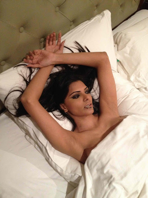 Sherlyn chopra twitter nude photos