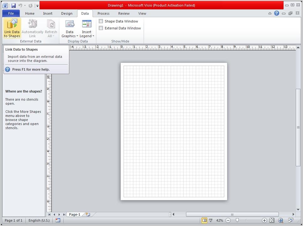 Visio object model overview  Visual Studio  Microsoft Docs