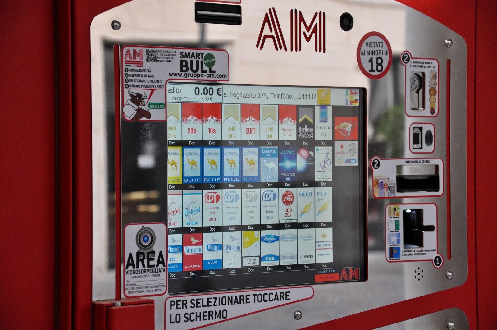 Hasil gambar untuk italian vending machine