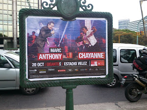 Chayanne y Marc Anthony